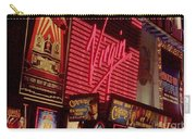 Times Square Night Carry-all Pouch