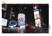 Times Square On News Year Eve Carry-all Pouch