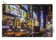 Times Square Pano Carry-all Pouch