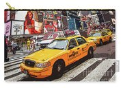 Times Square Pop Art Carry-all Pouch