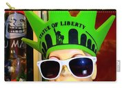 Times Square Trish Carry-all Pouch