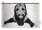Timido Panda Carry-all Pouch