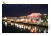 Tin City At Night -naples Fl Carry-all Pouch