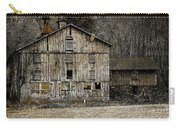 Tin Cup Chalice Rustic Barn Carry-all Pouch