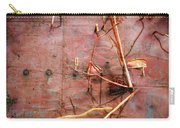 Tin Door - Red Pond Carry-all Pouch