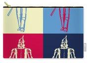 Tin Man Pop Art Poster Carry-all Pouch