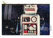 Tin Toy Robots Carry-all Pouch
