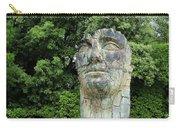 Tindaro Screpolato Sculpture In Boboli Garden 0197 Carry-all Pouch