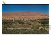 Tinghir Oasis, Province De Tinghir Carry-all Pouch