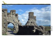 Tintagel Castle 2 Carry-all Pouch