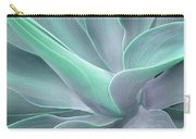 Tinted Agave Attenuata Abstract Carry-all Pouch