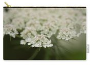 Tiny Cluster Of Queen Anne's Lace Carry-all Pouch
