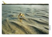 Tiny Crab In Water Carry-all Pouch