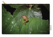 Tiny Escapee Carry-all Pouch