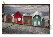 Tiny Houses On Walnut Street Carry-all Pouch