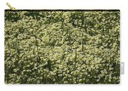 Tiny Meadow Flowers Carry-all Pouch