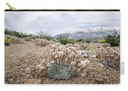 Tiny Mountain Blooms Carry-all Pouch by Margaret Pitcher