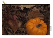 Tiny Pumpkin Carry-all Pouch