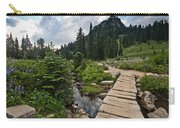Tipsoo Meadows #2 Carry-all Pouch