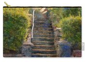 Tipsy Stairs Carry-all Pouch