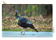 Tiptoe Turkey Trot Carry-all Pouch