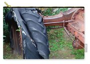 Tired Tractor Tire Carry-all Pouch