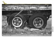 Tires Carry-all Pouch