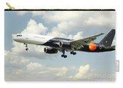 Titan Airways Boeing 757 Carry-all Pouch