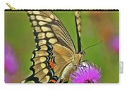 Titan On Wings... Carry-all Pouch by Nina Stavlund