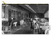 Titanic: Parisian Cafe, 1912 Carry-all Pouch