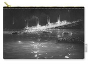 Titanic: Re-creation, 1912 Carry-all Pouch