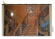 Titanics Grand Staircase Carry-all Pouch