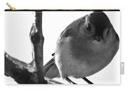 Titmouse Eyes Carry-all Pouch