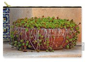 Tlaquepaque Potted Greens Carry-all Pouch