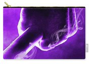 Tmnt 2   -  Donatello Smoky Purple. Carry-all Pouch