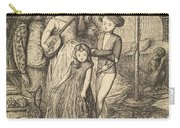 To Caper Nimbly In A Lady's Chamber To The Lascivious Pleasing Of A Lute Carry-all Pouch