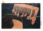 To Comb The Social Reactions Carry-all Pouch