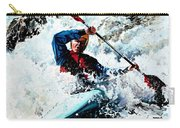 To Conquer White Water Carry-all Pouch