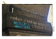 To Create Is To Remember Carry-all Pouch