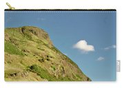 To The Top Of Arthur's Seat. Carry-all Pouch