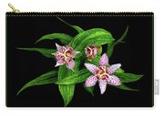 Toad Lily Carry-all Pouch