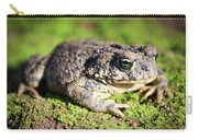 Toad You So Carry-all Pouch