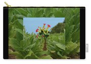Tobacco Blossom Carry-all Pouch