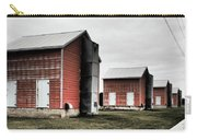 Tobacco Sheds Carry-all Pouch