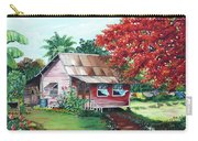 Tobago Country House Carry-all Pouch