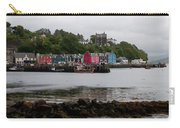 Tobermory Town Cityscape, Isle Of Mull Carry-all Pouch