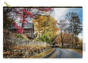 Toccoa River Road Carry-all Pouch