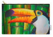 Toco Toucan Carry-all Pouch