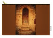Todi Italy Medieval Door  Carry-all Pouch