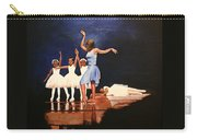 Toe Dancer Carry-all Pouch